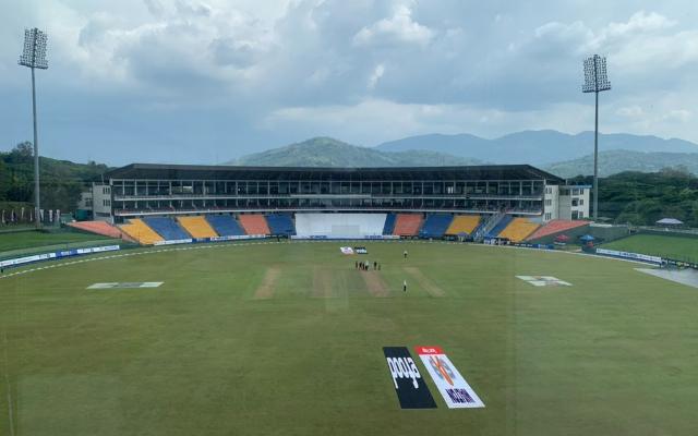 Stade Pallekele