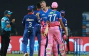 Rajasthan Royals and Delhi Capitals