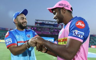 Rishabh Pant and Sanju Samson