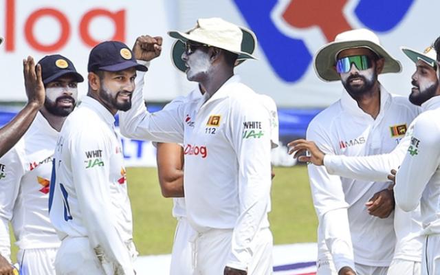 Sri Lanka Cricket Team