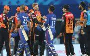 Sunrisers Hyderabad and Delhi Capitals