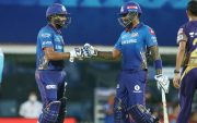 Suryakumar Yadav and Rohit Sharma
