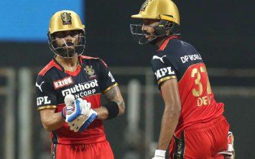 Virat Kohli and Devdutt Padikkal
