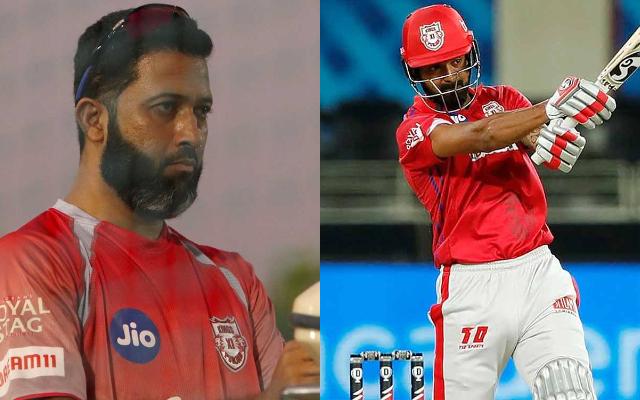 Wasim Jaffer and KL Rahul