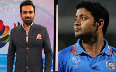 Zaheer Khan and Piyush Chawla