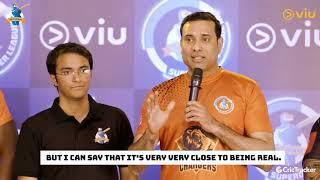 VVS Laxman returns on the field, plays some unique shots | iB Cricket