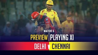 IPL 2019, Match 5: Delhi Capitals vs Chennai Super Kings: All You Need To Know