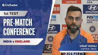 Becoming a father has been the greatest moment in my life: Virat Kohli, Press Conference, IND vs ENG