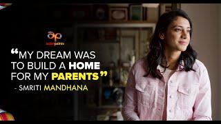 Smriti Mandhana's Biography, Lifestyle, Achievements, Goals & Inside Tour of Her Dream Home