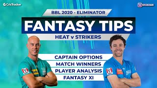 BBL, Eliminator, 11Wickets Team, Brisbane Heat vs Adelaide Strikers, Full Team Analysis
