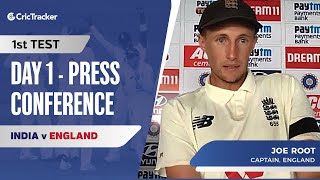 England Need To Score 600-700 Runs In First Innings: Joe Root, Press Conference, IND vs ENG 1st Test
