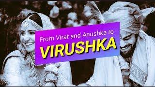 The timeline of Virat Kohli and Anushka Sharma's relationship