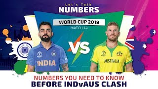 World Cup 2019, Match 14, India vs Australia: Let's Talk Numbers