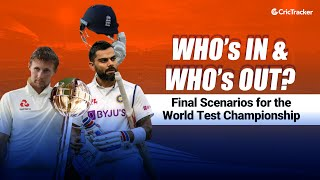 World Test Championship's Final Scenarios: Who's In and Who's Out? | All You Need To Know About WTC
