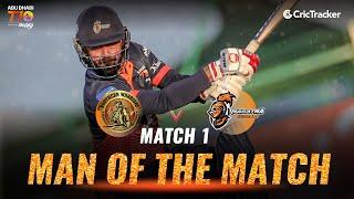Match 1- Maratha Arabians vs Northern Warriors, Abdul Shakoor's 73 off 28, Abu Dhabi T10 Leauge 2021