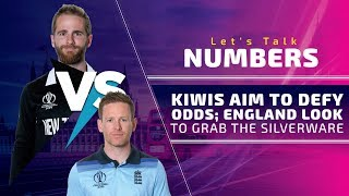 Final, New Zealand vs England: Let's Talk Numbers