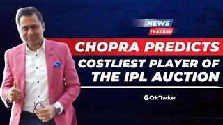 Aakash Chopra predicts costliest player in IPL 2021; Lasith Malinga retires