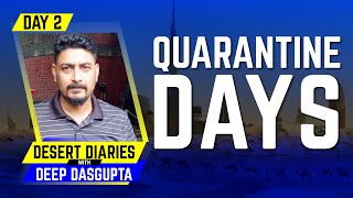 IPL 2020: Day 2 - The scenic view from the hotel | Desert Diaries with Deep Dasgupta | CricTracker