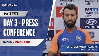 I Love Batting With Rishabh Pant: Cheteshwar Pujara, Press Conference, IND vs ENG