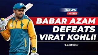 Babar Azam Defeats Virat Kohli In An ICC Pool, Fans Apologize To Maria Sharapova & More Cricket News