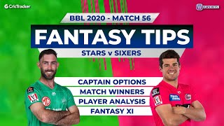 BBL, 56th Match, 11Wickets Team, Sydney Sixers vs Melbourne Stars, Full Team Analysis