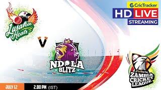 Zambia T10 League Live Streaming, Eliminator, Lusaka Heats vs Ndola Blitz