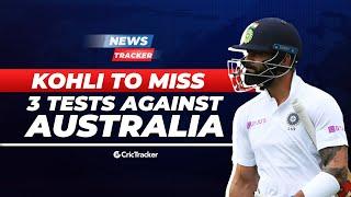 Virat Kohli Set To Miss Last Three Tests On Upcoming Australia Tour, Mitchell Starc Is Back In BBL