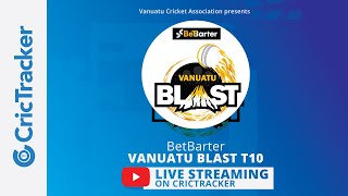 Vanuatu Blast T10 Promo - LIVE on CricTracker - 21 May 2020 - 13 June 2020