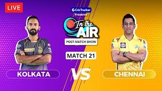 Kolkata v Chennai - Post-Match Show - In the Air - Indian T20 League Match 21
