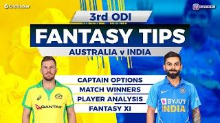 AUS vs IND 3rd ODI Match 11Wickets Team, AUS vs IND Full Analysis, India Tour Of Australia 2020