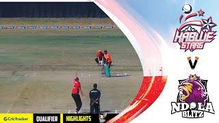 Highlights | Qualifier 1 - Ndola Blitz vs Kabwe Stars | Zambia Cricket League, 2020