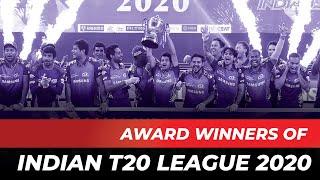 KL Rahul Winning Orange Cap To Kagiso Rabada Winning Purple Cap, Award Winners Of The Tournament
