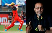 AB de Villiers and Virender Sehwag