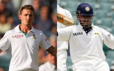 Dale Steyn and S. Sreesanth