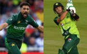 Mohammad Amir and Haider Ali