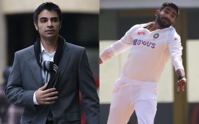 Salman Butt and Jasprit Bumrah