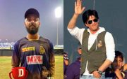 Varun Chakravarty and Shah Rukh Khan