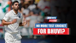 Reports on Bhuvneshwar Kumar's Interest in Test Cricket Create Controversy And More Cricket News