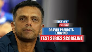 Rahul Dravid Predicts The Score Line Of India's Upcoming England Tour And More Cricket News