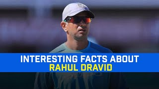Interesting Facts You Didn't Know About Rahul Dravid | The Wall | Rahul Dravid Biography