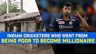 Indian Cricketers Who Became Poor To Millionaire |  Story Of Ravindra Jadeja | Success Stories