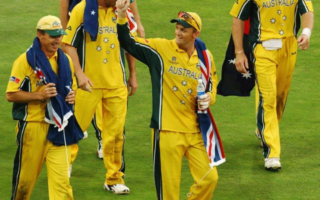 Australia World Cup 2003