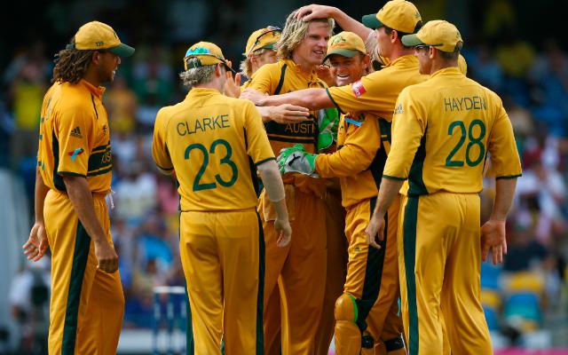 Australia World Cup 2007