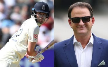Dom Sibley and Mark Waugh