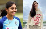 Harleen Deol and Anushka Sharma