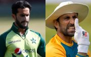 Hasan Ali and Younis Khan