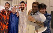 Pandya brothers and Ishan Kishan