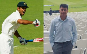 Rahul Dravid and Yasir Arafat