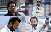 Sachin Tendulkar, Virat Kohli, Cheteshwar Pujara, Kane Williamson