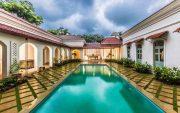 Sunil Gavaskar's 5000 sq-ft Isprava villa in Goa